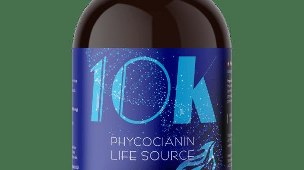 10K Phycocyanine Life Source