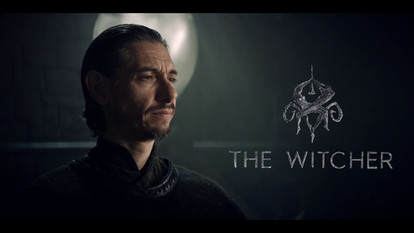 The Witcher on Netflix