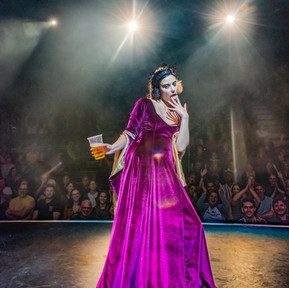 Maryam Grace takes Sh*tfaced Shakespeare to Adelaide Fringe from Feb - March
