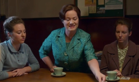 In Call The Midwife