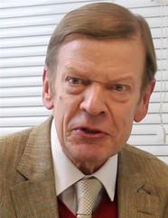 Sir Jonathan Hubert in Negotiations