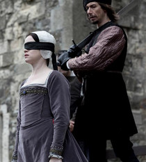 Executioner in Wolf Hall (BBC), now back on iPlayer