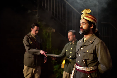 Othello at the Union Theatre, 2019