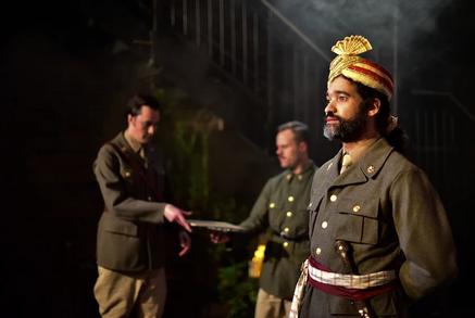 Othello at the Union Theatre, 2019