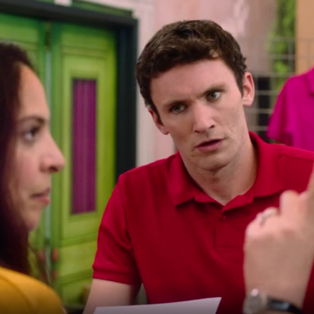 Bryan Moriarty in new series of Almost Never on CBBC, October 2019