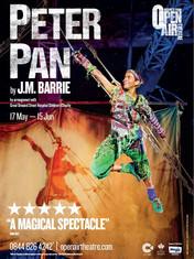 Peter Pan at Regent's Park Open Air