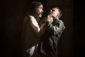As Othello at the Union Theatre, 2019