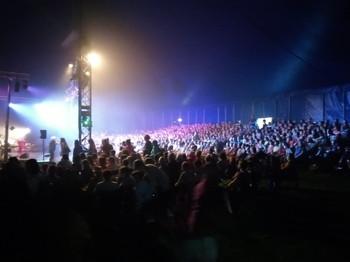 A Super Happy Story (About Feeling Super Sad) at Greenbelt Festival