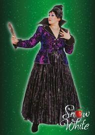Wicked Queen in Snow White at Welwyn Garden West Campus
