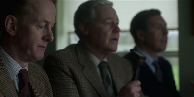 Richard Stirling in Episode 1 of The Crown (Netflix) Series 4