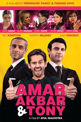 Amar Akbar & Tony now on Netflix & Amazon Prime