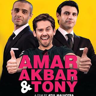 Oliver Messenger in Amar Akbar & Tony, now on Neflix and Amazon Prime