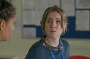 Vicki Holden in Doctors (BBC)