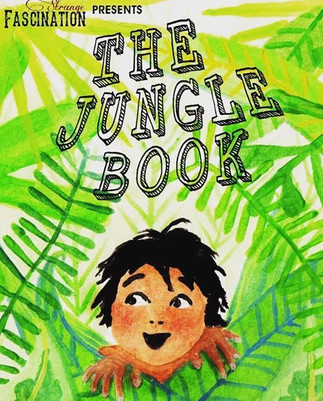 Norfolk tour of The Jungle Book with Strange Fascination Theatre Company