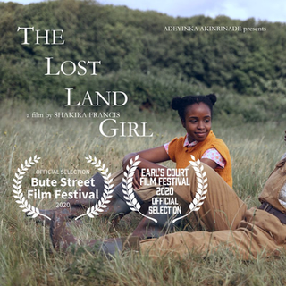 Written and directed by Shakira Francis,'The Lost Land Girl' is selected for Earl's Court Film Festival