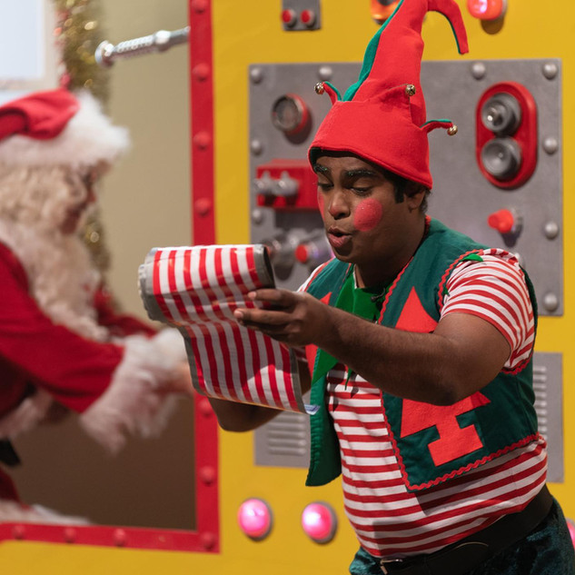 Madhav Vasantha brings festive cheer as Crackerjack Christmas Special airs on BBC