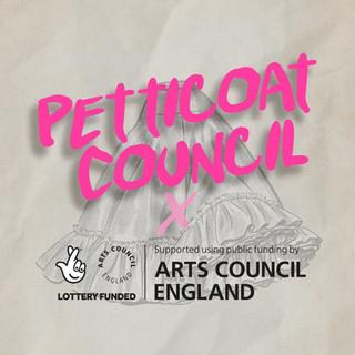 Madeleine MacMahon opens Petticoat Council at Warwick Arts Centre