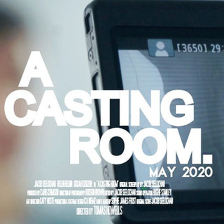 A Casting Room selected for Lift Off Festival with Pinewood Studios
