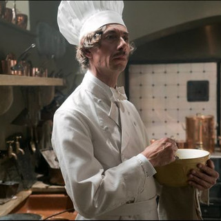 Philippe Spall in Downton Abbey Film (Riverstone Pictures)