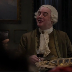Graeme Stirling in Series 4 of Outlander