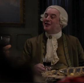 Graeme Stirling in Series 4 of Outlander