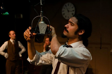 Hound of the Baskervilles, Veni Vidi Theatre Company, 2012