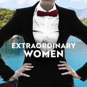 Richard Stirling's Extraordinary Women debut's at GSA in June