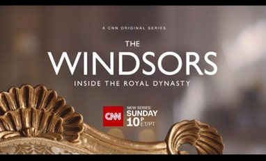 Elliot plays  young Prince Philip in new CNN series The Windsors