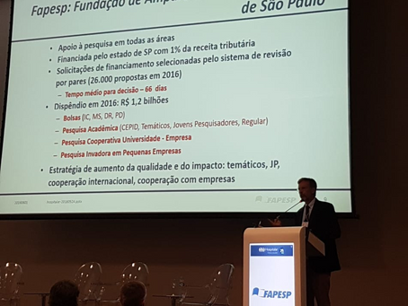 Projetos de professores e alunos do IFSP SPO são selecionados no PIPE da FAPESP