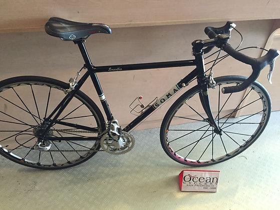 Soma Smoothie bike built