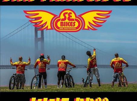 SE Ride at SF!