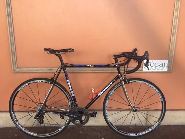 Tommasini Tecno Campagnolo Record bike
