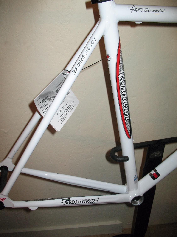 Tommasini Racing Alloy Frame
