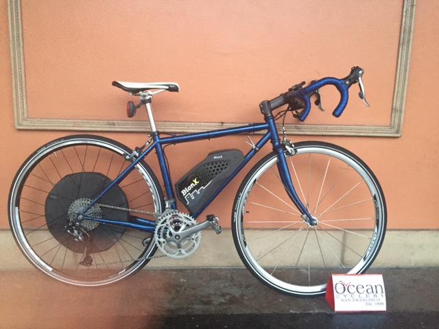 surly bionx e bike conversion road bike