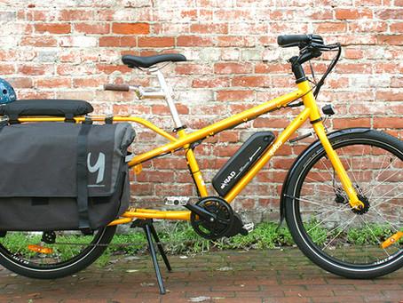 New E-Rad E-Bike Systems