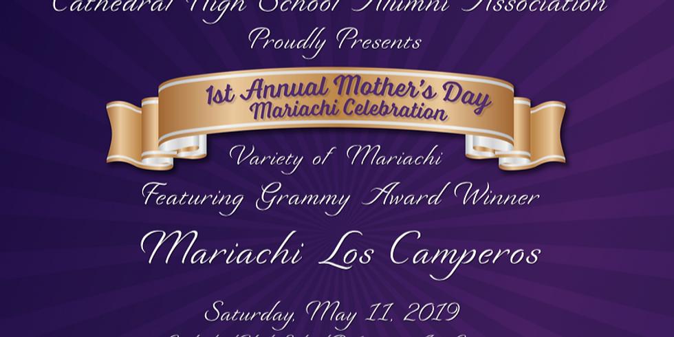 1st Mother's Day Mariachi Celebration