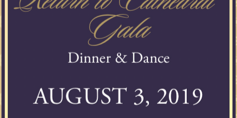18th Annual Return to Cathedral Gala