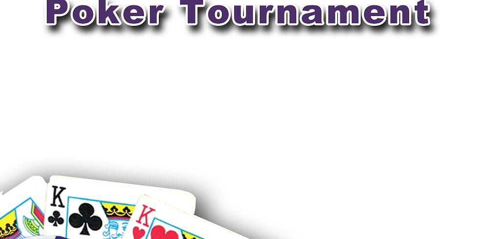 """The Manual """"Pops"""" Palacio  Texas Hold'em  Poker Tournament"""