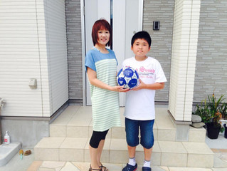 Rin and the Miracle Soccer Ball