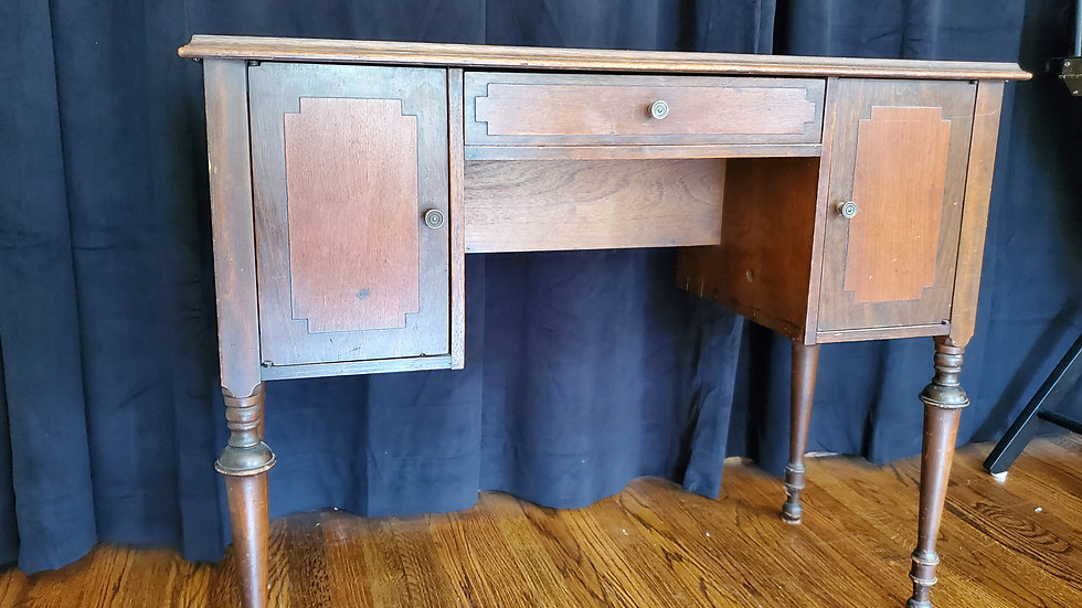 French Desk & Chair