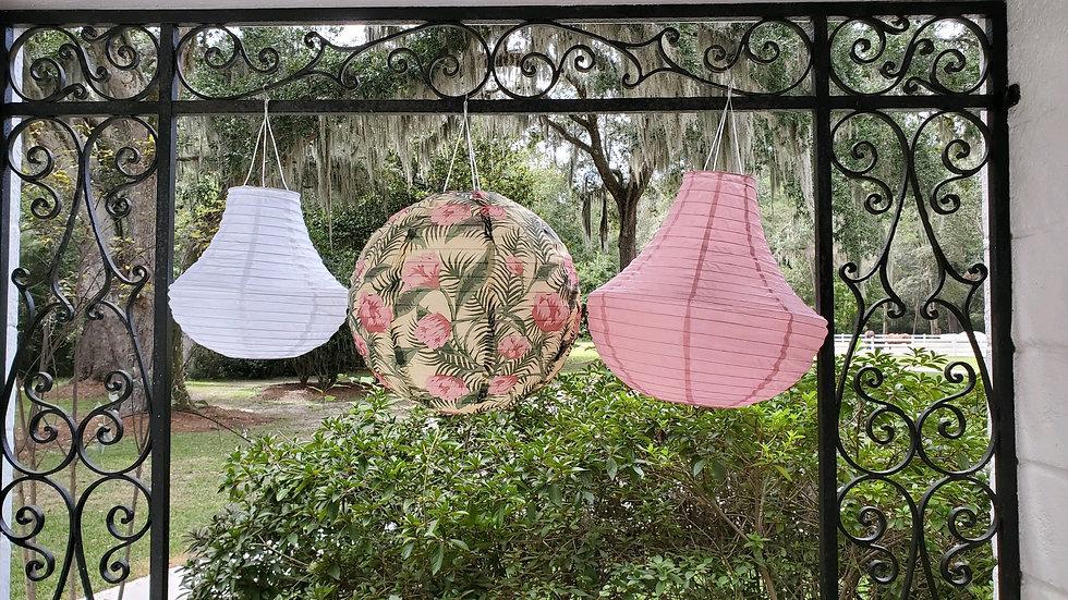 Paper Lanterns (solar)