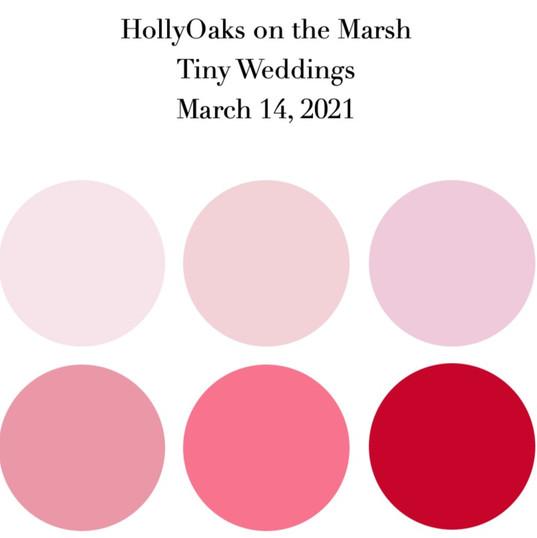 Color Palette - March 14, 2021
