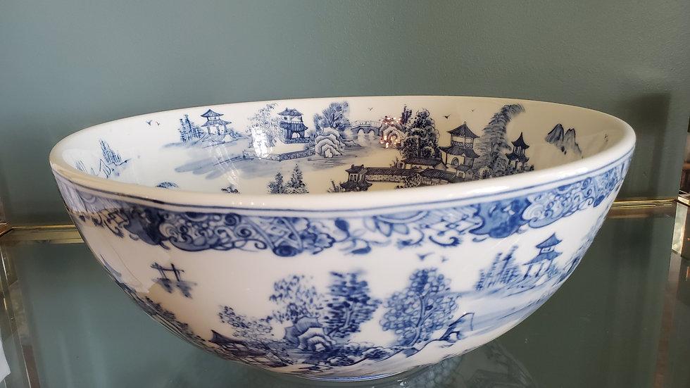 Blue & White - Bowl