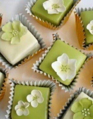 Inspiration Guest Sweet Treats
