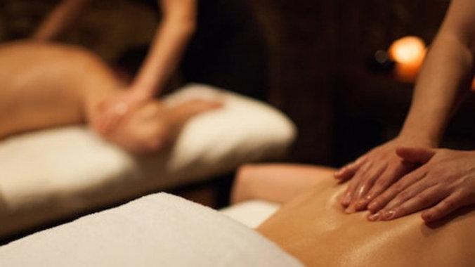 "Swedish Massage from ""Ms. Kristy Miller"""