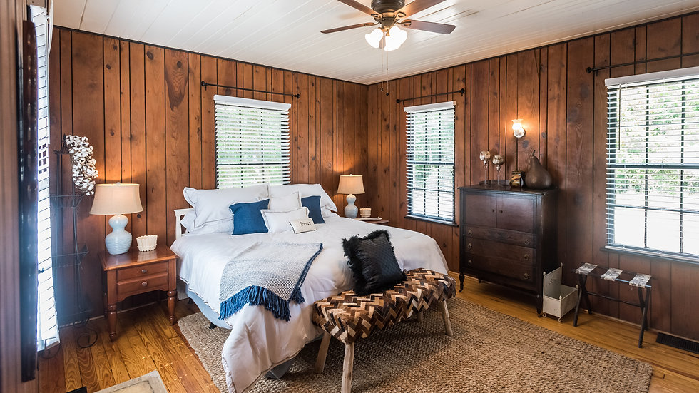 """Creek House Cottage"" Extended Stay"