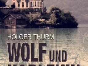 Wolf und Harlekin ab sofort bei amazon.de erhältlich