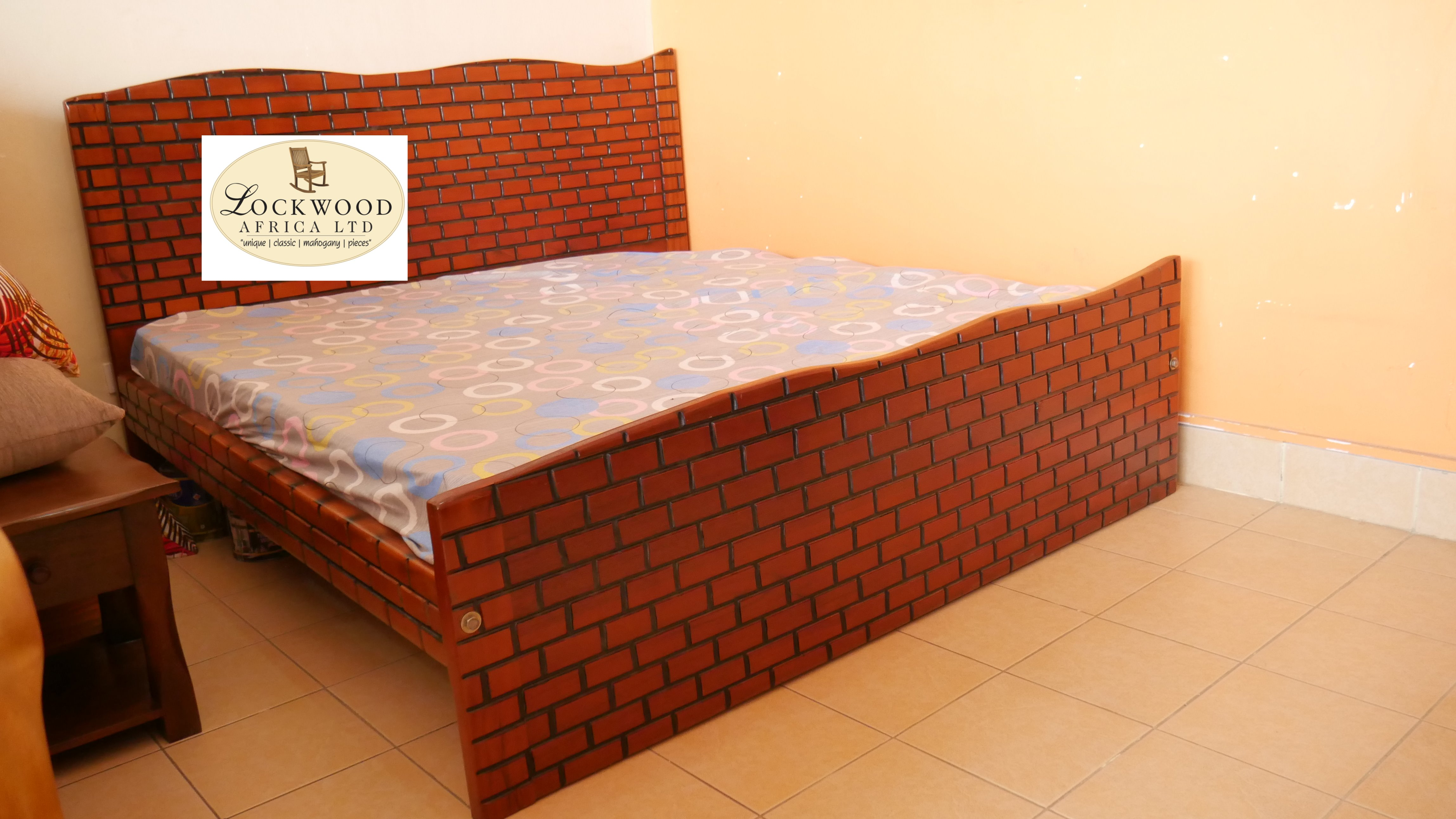 6 X 6 Bed