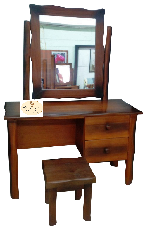 Dressing Table+Mirror