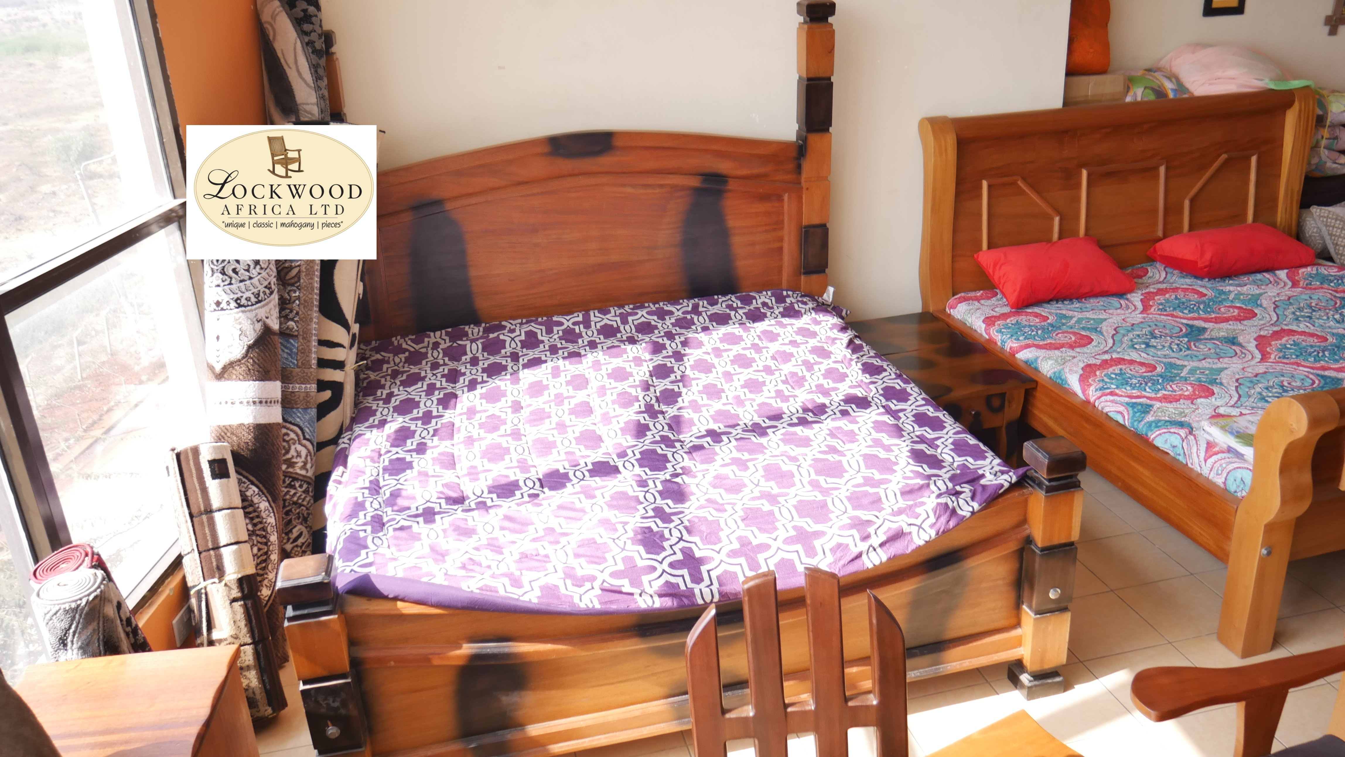 5 X 6 Bed